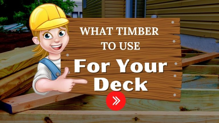Best Timber For Timber Decking In Brisbane